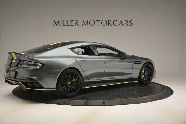 New 2019 Aston Martin Rapide AMR Sedan for sale $282,980 at Aston Martin of Greenwich in Greenwich CT 06830 8