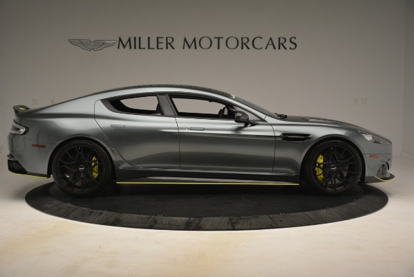 New 2019 Aston Martin Rapide AMR Sedan for sale $282,980 at Aston Martin of Greenwich in Greenwich CT 06830 9