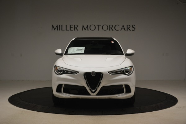 Used 2019 Alfa Romeo Stelvio Quadrifoglio for sale Sold at Aston Martin of Greenwich in Greenwich CT 06830 13