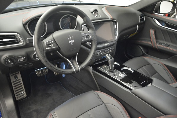 New 2019 Maserati Ghibli S Q4 GranSport for sale Sold at Aston Martin of Greenwich in Greenwich CT 06830 14