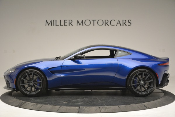 Used 2019 Aston Martin Vantage Coupe for sale Sold at Aston Martin of Greenwich in Greenwich CT 06830 3
