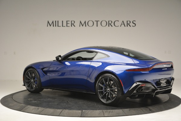 Used 2019 Aston Martin Vantage Coupe for sale Sold at Aston Martin of Greenwich in Greenwich CT 06830 4