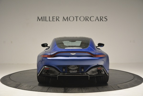 Used 2019 Aston Martin Vantage Coupe for sale Sold at Aston Martin of Greenwich in Greenwich CT 06830 6