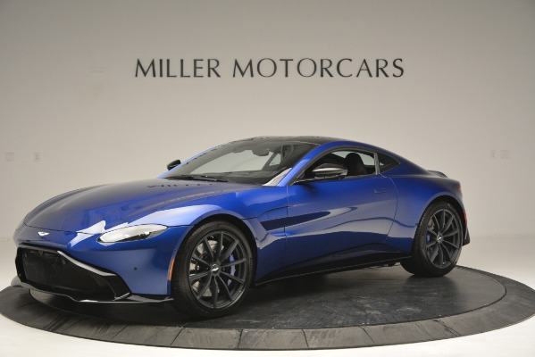 Used 2019 Aston Martin Vantage Coupe for sale Sold at Aston Martin of Greenwich in Greenwich CT 06830 1