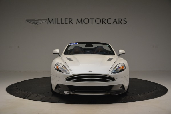 Used 2015 Aston Martin Vanquish Convertible for sale Sold at Aston Martin of Greenwich in Greenwich CT 06830 12