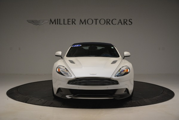Used 2015 Aston Martin Vanquish Convertible for sale Sold at Aston Martin of Greenwich in Greenwich CT 06830 13