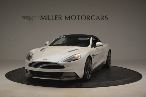 Used 2015 Aston Martin Vanquish Convertible for sale Sold at Aston Martin of Greenwich in Greenwich CT 06830 14
