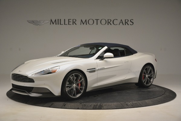 Used 2015 Aston Martin Vanquish Convertible for sale Sold at Aston Martin of Greenwich in Greenwich CT 06830 15