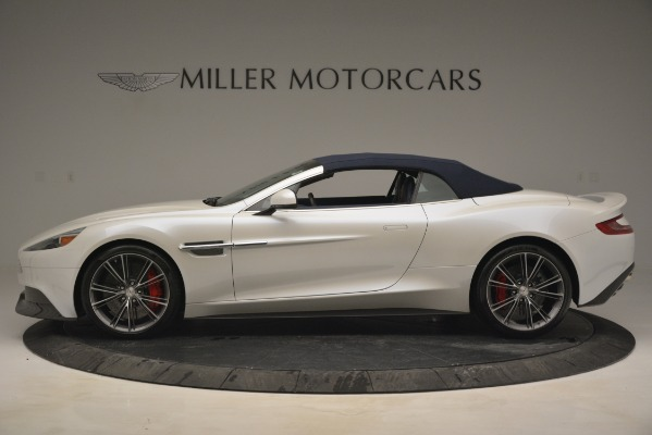 Used 2015 Aston Martin Vanquish Convertible for sale Sold at Aston Martin of Greenwich in Greenwich CT 06830 16