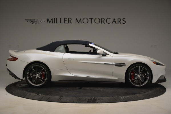 Used 2015 Aston Martin Vanquish Convertible for sale Sold at Aston Martin of Greenwich in Greenwich CT 06830 17