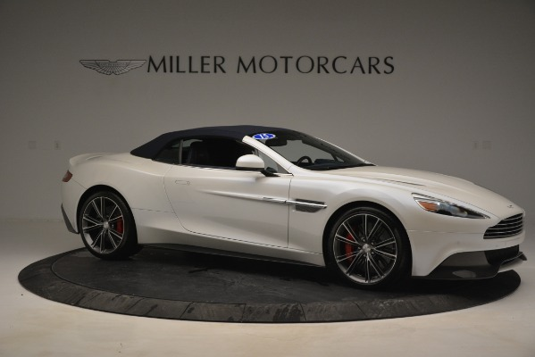 Used 2015 Aston Martin Vanquish Convertible for sale Sold at Aston Martin of Greenwich in Greenwich CT 06830 18