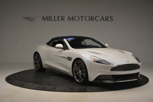 Used 2015 Aston Martin Vanquish Convertible for sale Sold at Aston Martin of Greenwich in Greenwich CT 06830 19