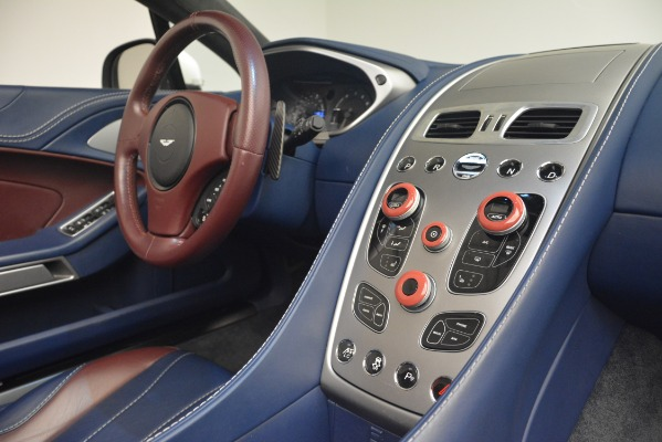 Used 2015 Aston Martin Vanquish Convertible for sale Sold at Aston Martin of Greenwich in Greenwich CT 06830 25