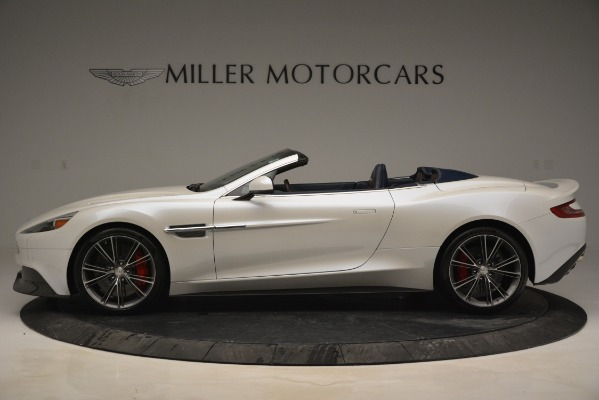 Used 2015 Aston Martin Vanquish Convertible for sale Sold at Aston Martin of Greenwich in Greenwich CT 06830 3