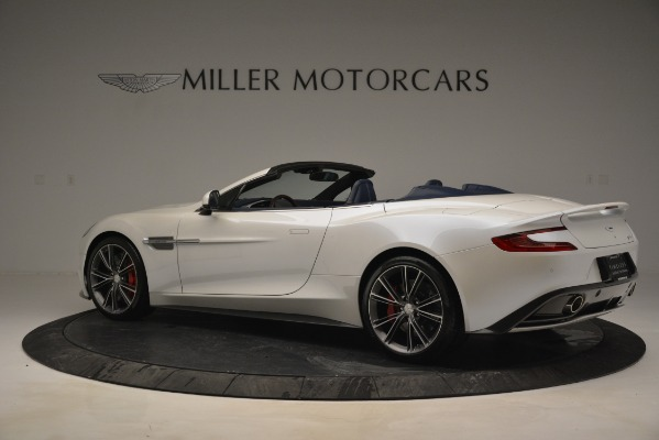 Used 2015 Aston Martin Vanquish Convertible for sale Sold at Aston Martin of Greenwich in Greenwich CT 06830 4