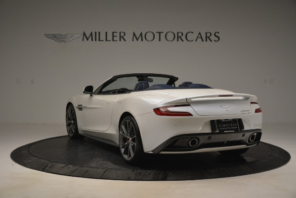 Used 2015 Aston Martin Vanquish Convertible for sale Sold at Aston Martin of Greenwich in Greenwich CT 06830 5