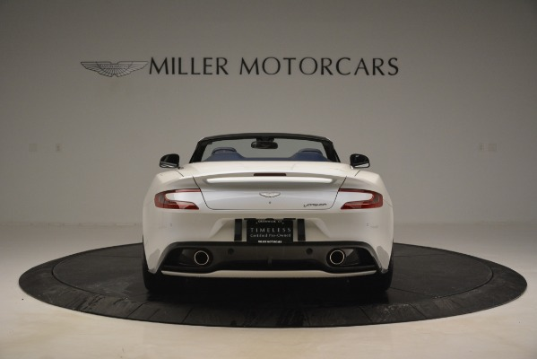 Used 2015 Aston Martin Vanquish Convertible for sale Sold at Aston Martin of Greenwich in Greenwich CT 06830 6