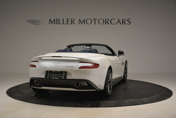 Used 2015 Aston Martin Vanquish Convertible for sale Sold at Aston Martin of Greenwich in Greenwich CT 06830 7