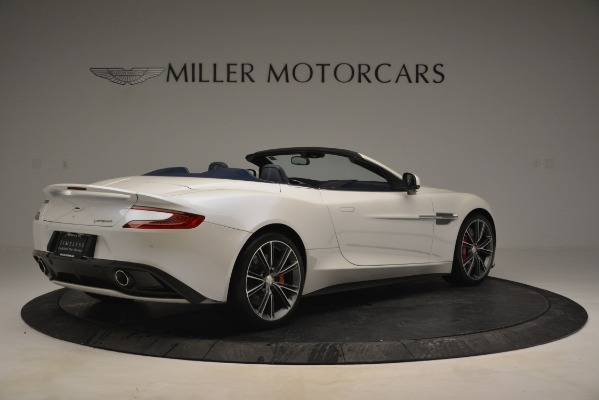 Used 2015 Aston Martin Vanquish Convertible for sale Sold at Aston Martin of Greenwich in Greenwich CT 06830 8