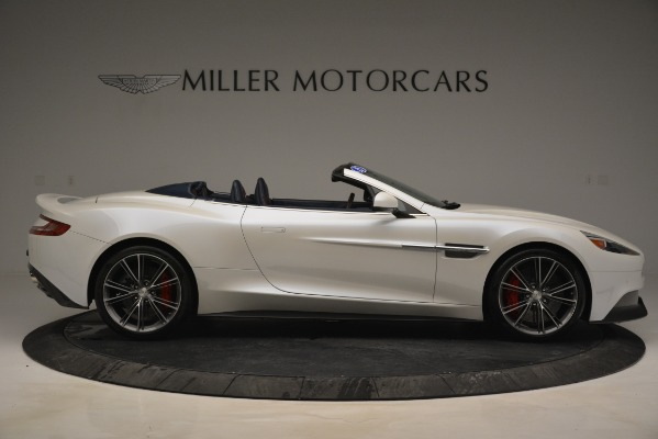 Used 2015 Aston Martin Vanquish Convertible for sale Sold at Aston Martin of Greenwich in Greenwich CT 06830 9