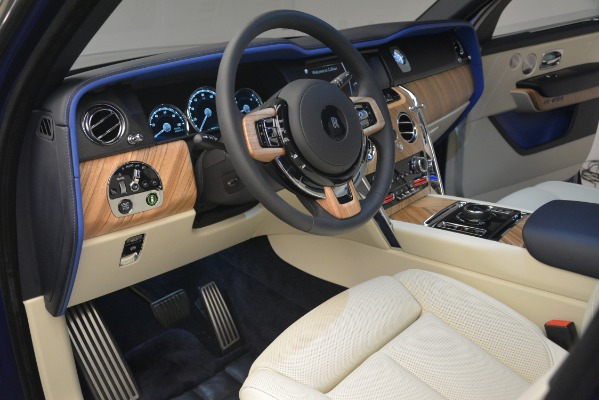 New 2019 Rolls-Royce Cullinan for sale Sold at Aston Martin of Greenwich in Greenwich CT 06830 19