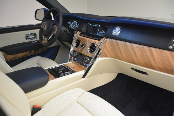New 2019 Rolls-Royce Cullinan for sale Sold at Aston Martin of Greenwich in Greenwich CT 06830 20