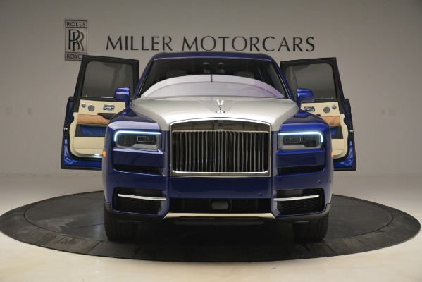 New 2019 Rolls-Royce Cullinan for sale Sold at Aston Martin of Greenwich in Greenwich CT 06830 9