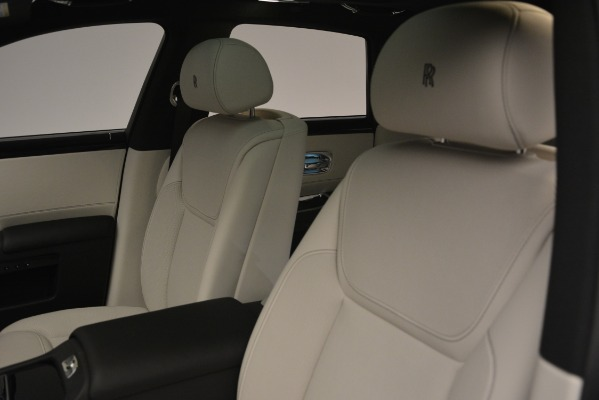 New 2019 Rolls-Royce Ghost for sale Sold at Aston Martin of Greenwich in Greenwich CT 06830 22