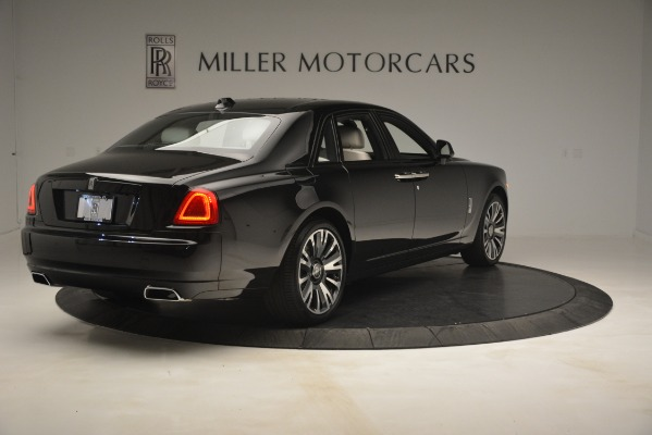 New 2019 Rolls-Royce Ghost for sale Sold at Aston Martin of Greenwich in Greenwich CT 06830 8