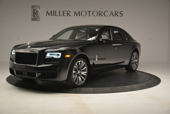 New 2019 Rolls-Royce Ghost for sale Sold at Aston Martin of Greenwich in Greenwich CT 06830 1