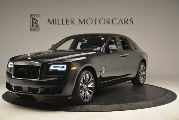 New 2019 Rolls-Royce Ghost for sale Sold at Aston Martin of Greenwich in Greenwich CT 06830 3