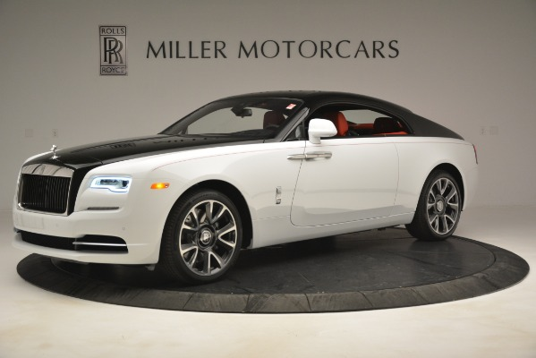 New 2019 Rolls-Royce Wraith for sale Sold at Aston Martin of Greenwich in Greenwich CT 06830 4