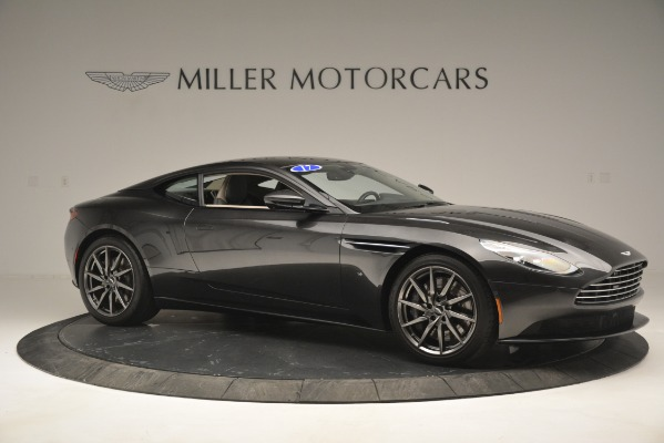 Used 2017 Aston Martin DB11 V12 Coupe for sale Sold at Aston Martin of Greenwich in Greenwich CT 06830 10