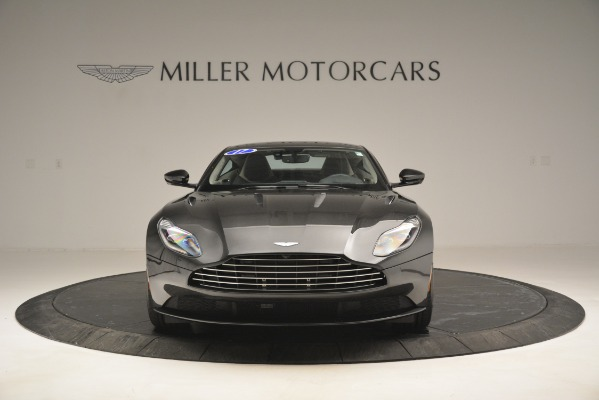 Used 2017 Aston Martin DB11 V12 Coupe for sale Sold at Aston Martin of Greenwich in Greenwich CT 06830 12