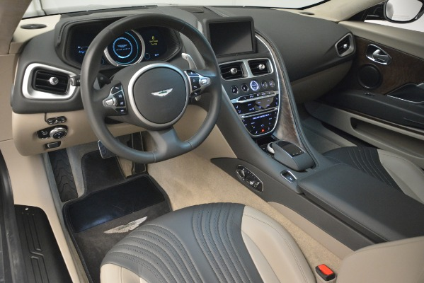 Used 2017 Aston Martin DB11 V12 Coupe for sale Sold at Aston Martin of Greenwich in Greenwich CT 06830 13