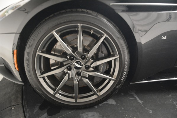 Used 2017 Aston Martin DB11 V12 Coupe for sale Sold at Aston Martin of Greenwich in Greenwich CT 06830 17