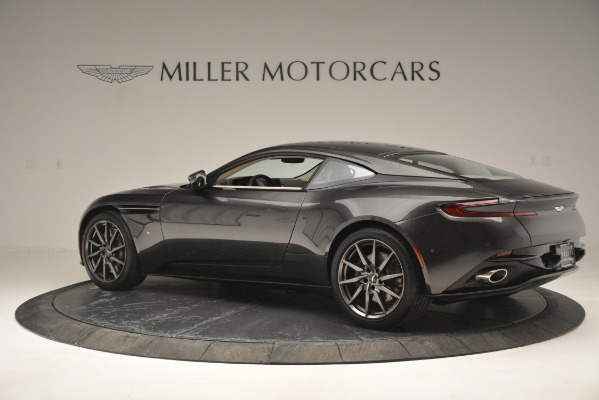 Used 2017 Aston Martin DB11 V12 Coupe for sale Sold at Aston Martin of Greenwich in Greenwich CT 06830 4