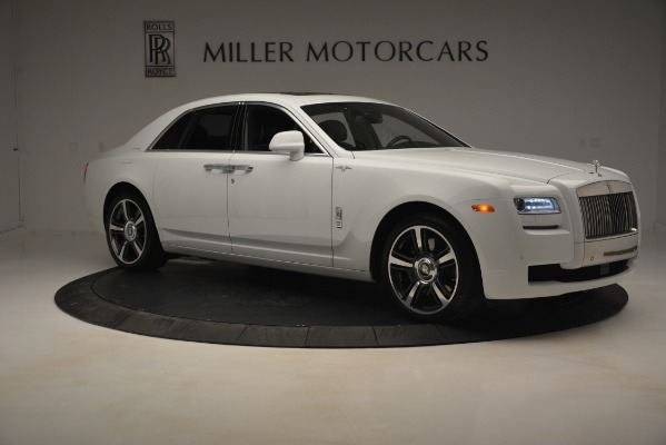 Used 2014 Rolls-Royce Ghost V-Spec for sale Sold at Aston Martin of Greenwich in Greenwich CT 06830 10