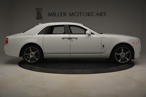 Used 2014 Rolls-Royce Ghost V-Spec for sale Sold at Aston Martin of Greenwich in Greenwich CT 06830 11