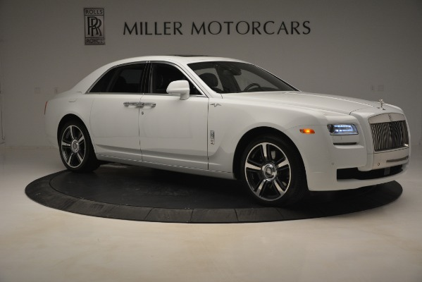 Used 2014 Rolls-Royce Ghost V-Spec for sale Sold at Aston Martin of Greenwich in Greenwich CT 06830 12