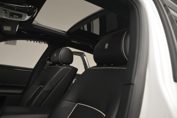 Used 2014 Rolls-Royce Ghost V-Spec for sale Sold at Aston Martin of Greenwich in Greenwich CT 06830 15