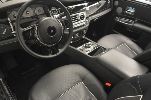Used 2014 Rolls-Royce Ghost V-Spec for sale Sold at Aston Martin of Greenwich in Greenwich CT 06830 26
