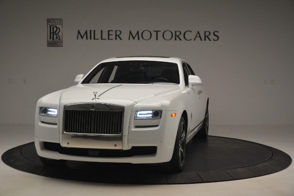 Used 2014 Rolls-Royce Ghost V-Spec for sale Sold at Aston Martin of Greenwich in Greenwich CT 06830 3