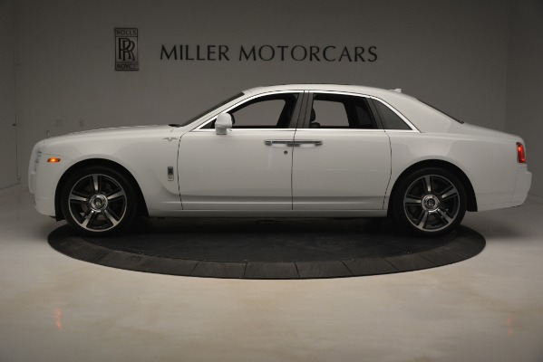 Used 2014 Rolls-Royce Ghost V-Spec for sale Sold at Aston Martin of Greenwich in Greenwich CT 06830 4