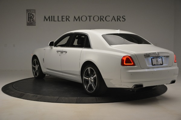 Used 2014 Rolls-Royce Ghost V-Spec for sale Sold at Aston Martin of Greenwich in Greenwich CT 06830 6