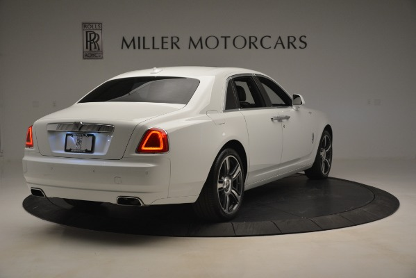 Used 2014 Rolls-Royce Ghost V-Spec for sale Sold at Aston Martin of Greenwich in Greenwich CT 06830 8