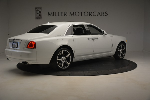 Used 2014 Rolls-Royce Ghost V-Spec for sale Sold at Aston Martin of Greenwich in Greenwich CT 06830 9