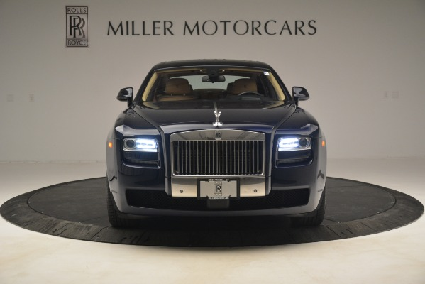 Used 2014 Rolls-Royce Ghost for sale Sold at Aston Martin of Greenwich in Greenwich CT 06830 12