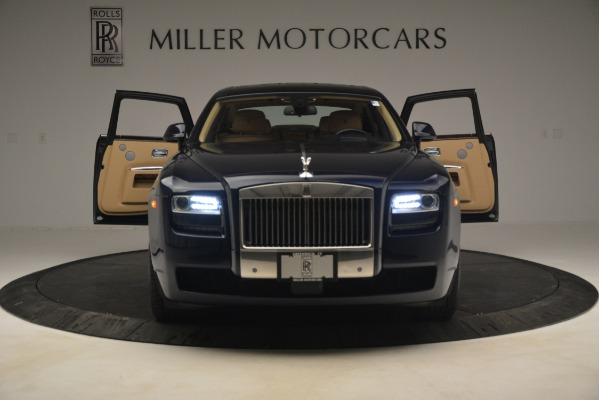 Used 2014 Rolls-Royce Ghost for sale Sold at Aston Martin of Greenwich in Greenwich CT 06830 13