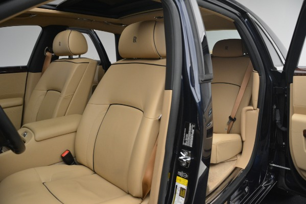 Used 2014 Rolls-Royce Ghost for sale Sold at Aston Martin of Greenwich in Greenwich CT 06830 17